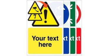 Custom Safety Sign Printing