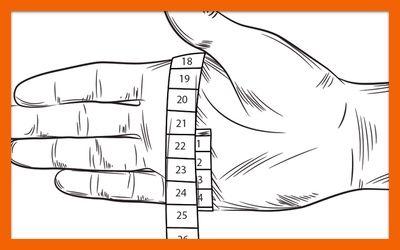 Measure Glove Size