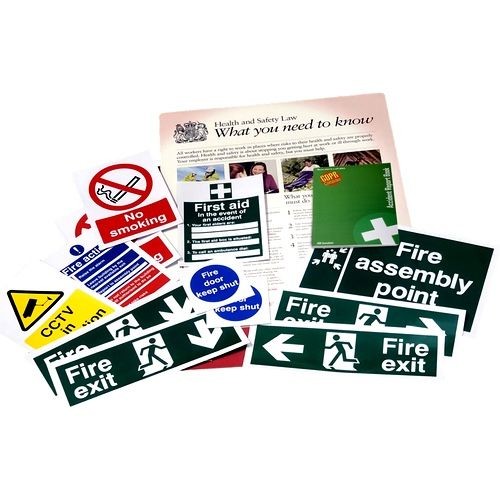 Safety Sign Packs