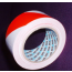 Red And White Hazard Floor Marking Tape - 50m x 33mm