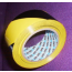 Black And Yellow Hazard Floor Marking Tape- 50m x 33mm