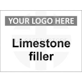 Limestone Filler Sign