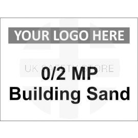 0/2 MP Building Sand Sign