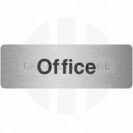 Office Prestige Premier Door Sign 300X100mm