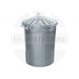 Galvanised Dustbin (86 Litre Capacity)