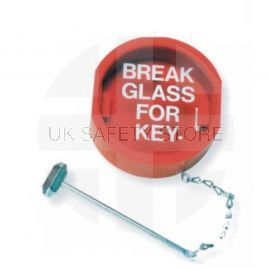 Break Glass Holder