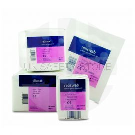 Cotton Gauze Swabs 7.5cm x 7.5cm