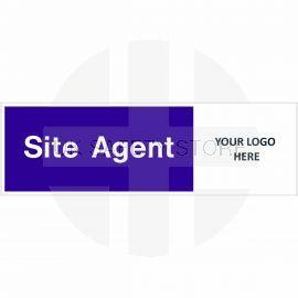 Site Agent Door Sign