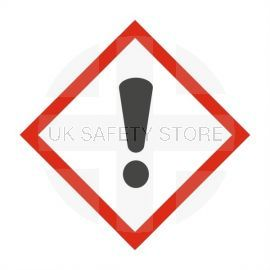 Caution/Warning Label Sticker 100X100mm