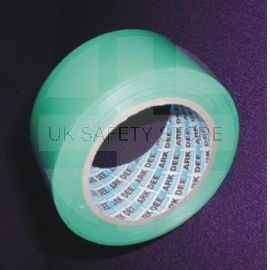 Hazard And Floor Marking Tape 50mm x 33m (Green)