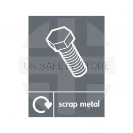 Scrap Metal Sign