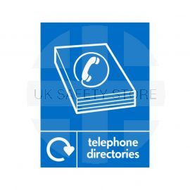 Telephone Directories Sign