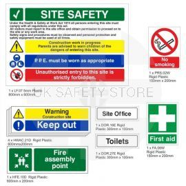 Construction Sign Safety Pack