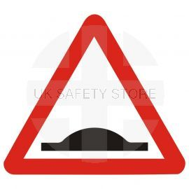 Speed Bump Traffic Sign - Composite Board
