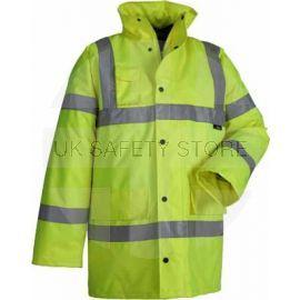 VWJK01 - EN471 Parka Coat