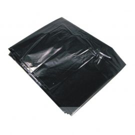 Pack of 100 x Black Refuge Sacks 39 x 29 x 18""