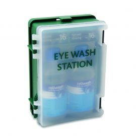 Double Eyewash Station