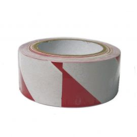 Eco Barricade Tape None Adhesive (Yellow and Black)