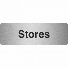 Stores Prestige Premier Door Sign 300X100mm