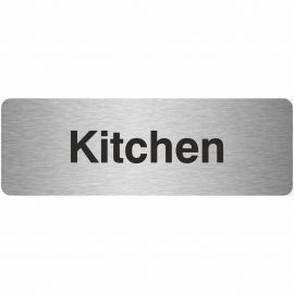 Kitchen Prestige Premier Door Sign 300X100mm