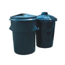 Plastic Dustbin (80 Litre)