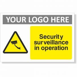 Security Surveillance In Operation Sign