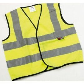 High Visibility Childrens Waistcoat