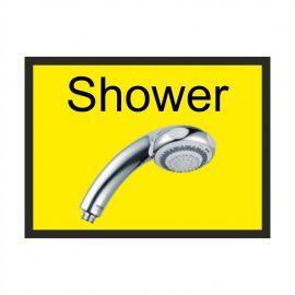 Shower Dementia Sign