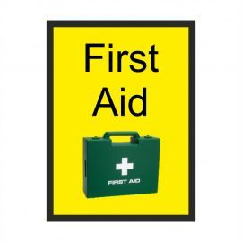 First Aid Dementia Sign