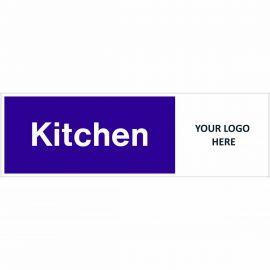 Kitchen Door Sign