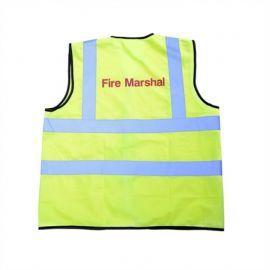 Fire Marshall Vest