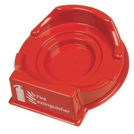 Single Fire Extinguisher Base