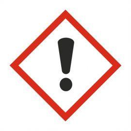 Caution/Warning Label Sticker 100X100mm
