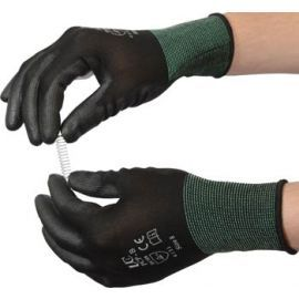 PCP-B - Black Grip Gloves