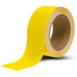 Hazard And Floor Marking Tape 50m x 33mm (Yellow)
