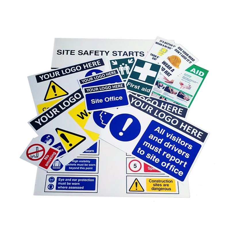 Construction Sign Safety Packs